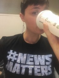Marrissa J. Lang, #coffeematters