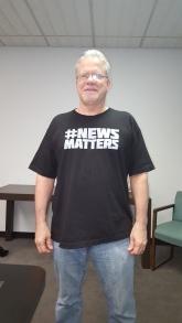 Preparer Ed McGowan of Delaware County Times