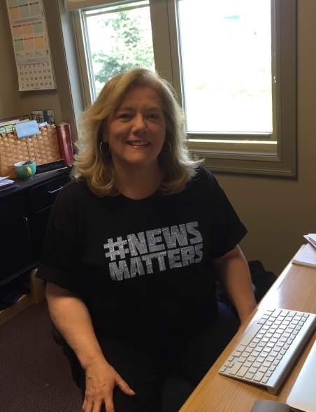 NewsGuild Executive VP Marian Needham