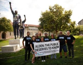 Mosaic High School Journalism Workshop leaders (San Jose)